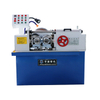 Fully automatic intelligent hydraulic two-axis thread rolling machine offer