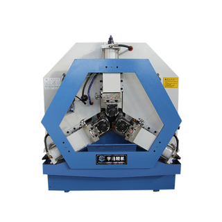 Three-axis thread rolling machine Taiwan bolt forming machine drilling CNC machine tool