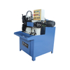 Metal pipe connecting pipe automatic thread rolling machine