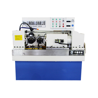 Metal steel thread rolling machine metal plate thread rolling machine